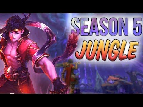 TALARIA RACER! SMITE Season 5 Gameplay | Ne Zha Jungle