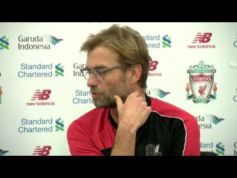 "Klopp: ""I can't forget this fucking loss to Crystal Palace. If we'd won this, I would say my first ten games were OK."""