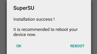 How to install SuperSU without any recovery