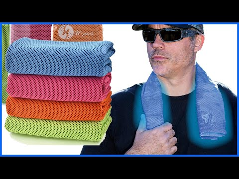 Top 5 Best Cooling Towels in 2020