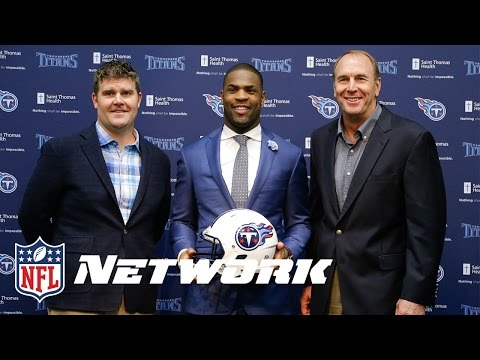"""DeMarco Murray: """"Marcus Mariota is a Great Young QB"""" 