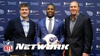 "DeMarco Murray: ""Marcus Mariota is a Great Young QB"" 