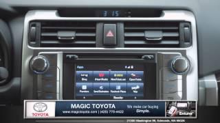 2015 Toyota 4Runner Review | Magic Toyota - Toyota Dealer in Edmonds, WA