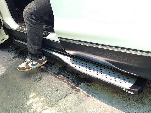 【天下有車】都市SUV安裝側踏板真的有必要嗎?