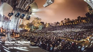 Above & Beyond Acoustic - All Over The World (Live At The Hollywood Bowl) 4K