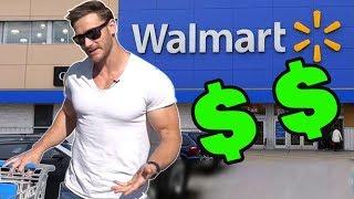 Clean Keto On A Budget   Walmart Grocery Haul
