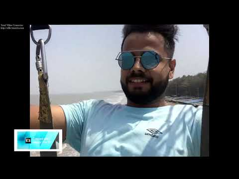 DAMAN BEACH PARAGLIDING THRILL MUST WATCH