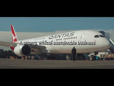 The Qantas Groups purpose