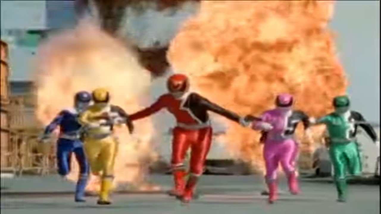 Official Opening Theme and Theme Song   Power Rangers S.P.D   Power Rangers Official