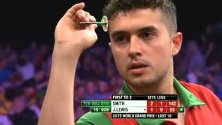 PDC World Grand Prix 2015 - Second Round - Jamie Lewis vs. Michael Smith [4/5]