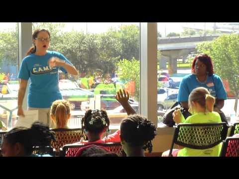 Donovin Darius Foundation - DARE To Dream Life Camp for Girls Commercial