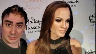 The Angelina Jolie Wax Figure In Las Vegas Is Very Realistic