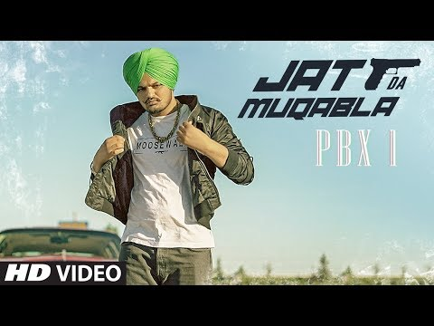 Jatt Da Muqabala Video Song  Sidhu Moosewala   Snappy  New Songs 2018