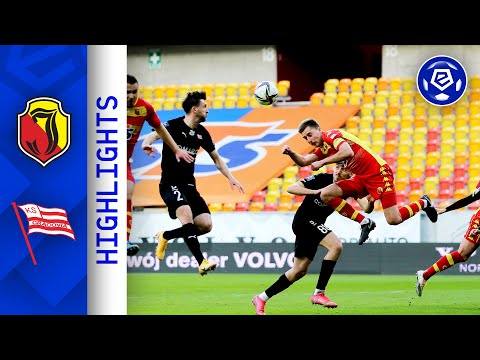 Jagiellonia Cracovia Goals And Highlights