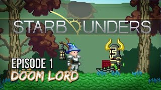 Starbounders - Doom Lord (Starbound Mini)