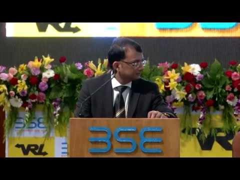 Listing Ceremony of VRL Logistics Limited