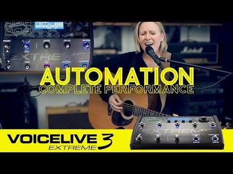 VL3X Automation FX -