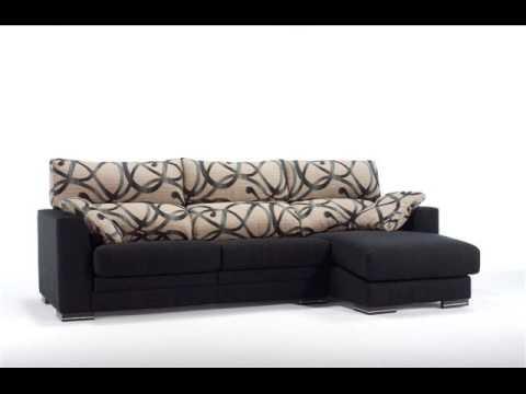 Tutti sofas estampados y lisos youtube - Sofas comodos y modernos ...