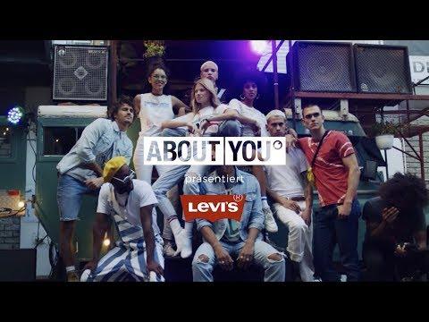 ABOUT YOU präsentiert Levi's: Street Open Air