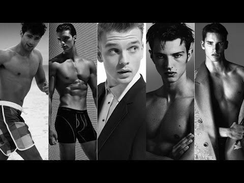 Le TOP 5 des Mannequins Homme les plus sexys de la planète