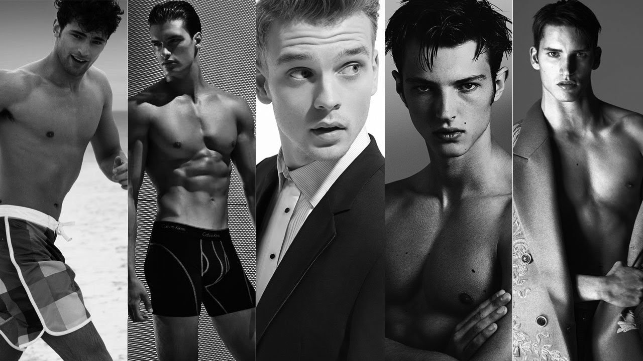 Assez Le TOP 5 des Mannequins Homme les plus sexys de la planète - YouTube YK14