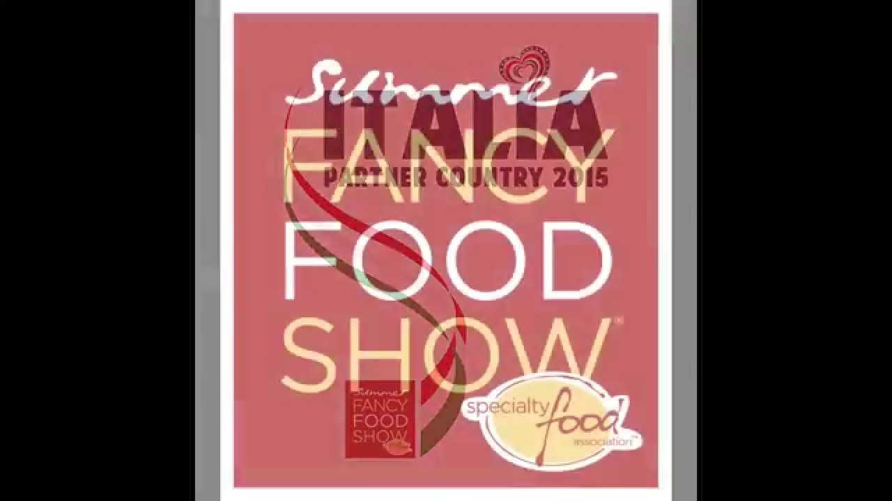 FANCY FOOD SHOW 2015 NEW YORK YouTube