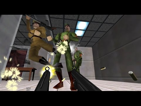 The best way to play GoldenEye 007 (N64 on PC - keyboard & mouse - 60 FPS)