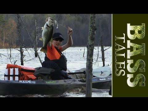 Bass Tales #3 - Big Briery Creek Bass In Virginia
