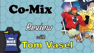 Co-Mix Review - with Tom Vasel