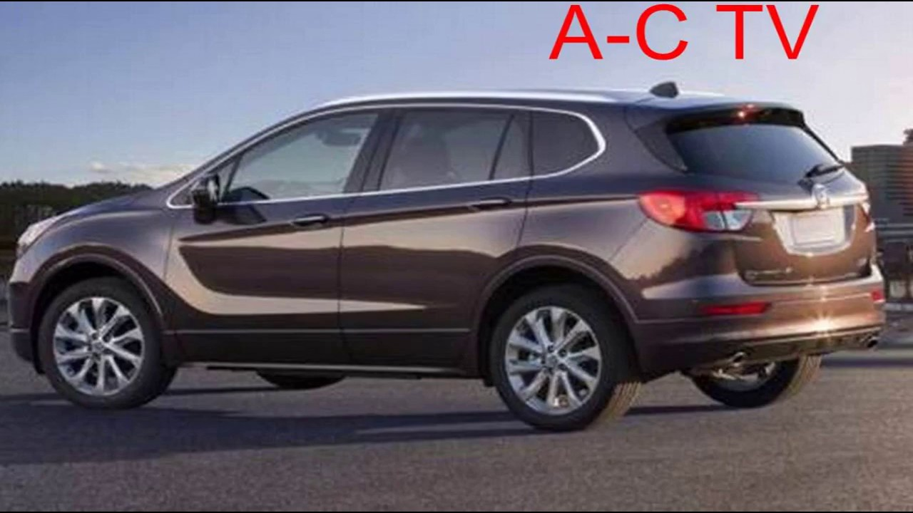 2018 Buick Enclave Redesign >> Hot News This Makes The 2018 Buick Enclave Is Expected At The