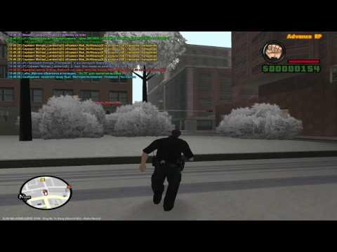 SA:MP | Полицейские будни Advance Rp Yellow (#1)