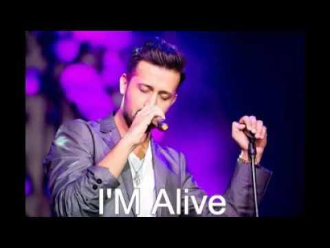 Atif Aslam I'M Alive Latest Single |2016