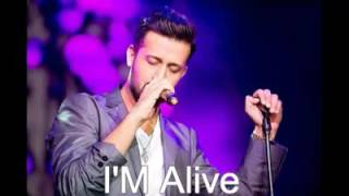 Atif Aslam I'M Alive latest Single |2016