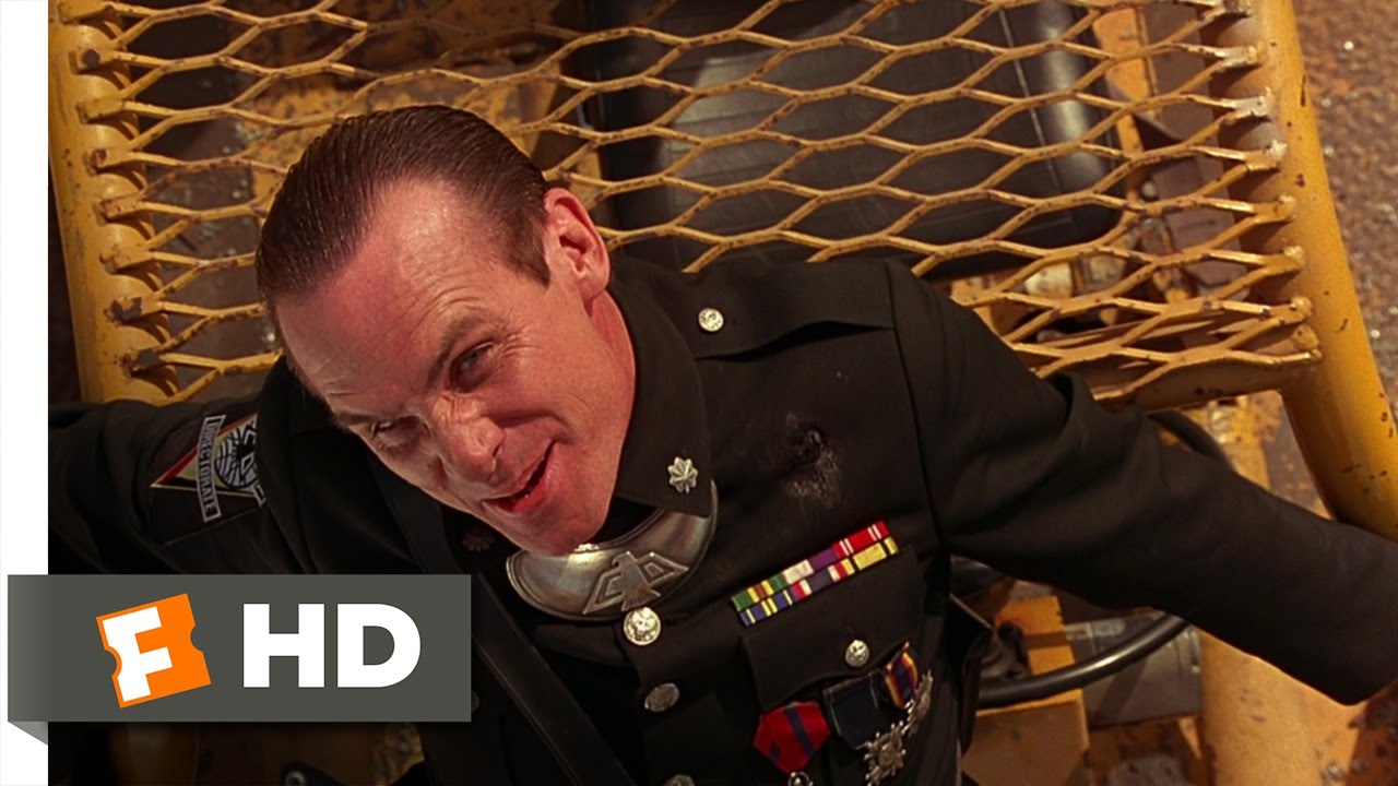 Barb wire movie clip i got you babe hd