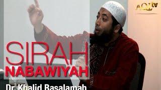 "Ust. Dr. Khalid Basalamah | Kajian Sirah Nabawiyah #1 ""Keutamaan Mempelajari Sirah"""