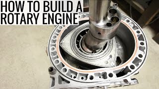 How To Build A Rotary Engine