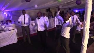 Zim wedding dance done by Tawanda Ndungu