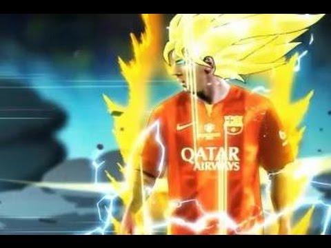 Super saiyan Messi