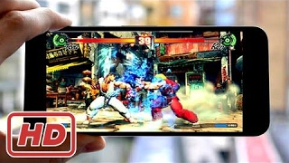 Top 25 Fighting Games For Ios & Android Upto 2016!