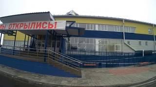 В Омске открылся первый АкваПарк АКВАРИО!!! Чего там внутри?
