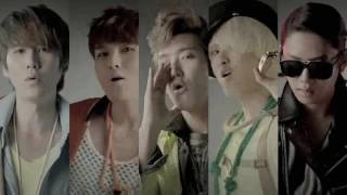 Super junior mr simple parodia
