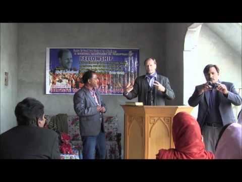 Leaders seminar # 1, Pakistan Jan 2015. Salvation, the Kingdom and the body. Kjell Matland