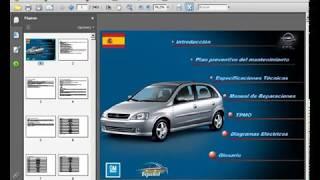 Opel Corsa C - Інструкція по експлуатації, Майстерня, Ремонт