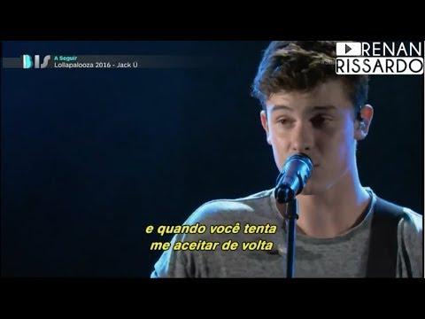 Shawn Mendes - The Weight (Tradução)