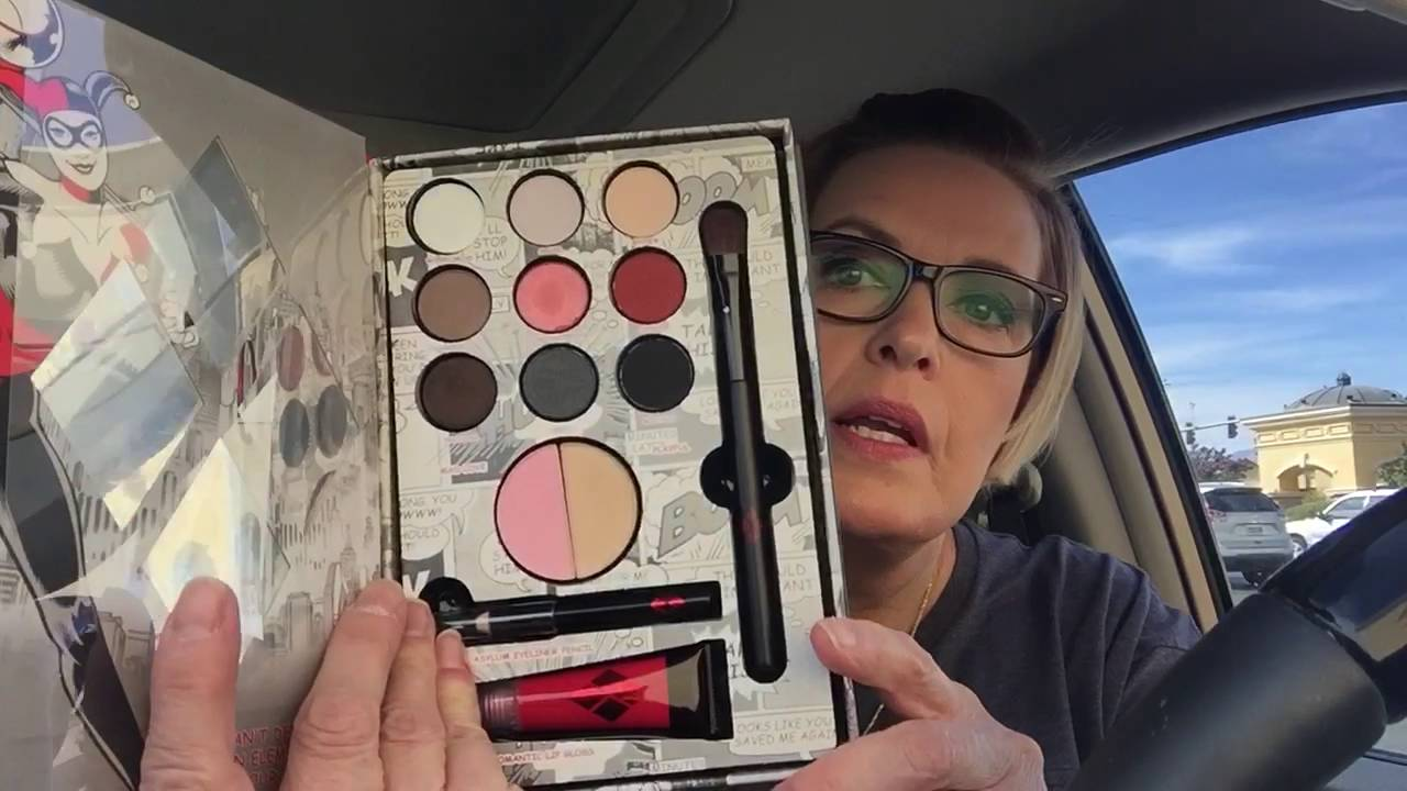 Small Walgreen\'s Beauty & Makeup Haul ~ Harley Quinn Palette - YouTube