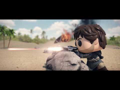 Star Wars Smuggler's Bounty: Rogue One Trailer!