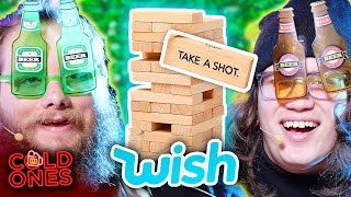 Testing the CHEAPEST (Worst) Drinking Games from Wish