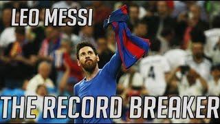Lionel Messi - 10 Best Records So Far