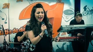 Andra - Say You Love Me (Jessie Ware) (Live la Radio 21)