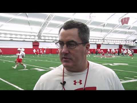 Wisconsin Badgers - Badgers prep for Purdue on Saturday